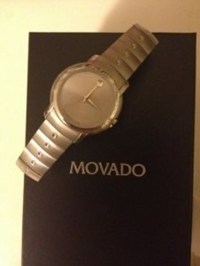 Movado Mod Stainless Steel Movado Watch