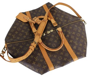 Louis Vuitton Weekend/travel Lv Lv Travel Travel Travel Lv Weekend Vintage Neverfull Brown Travel Bag