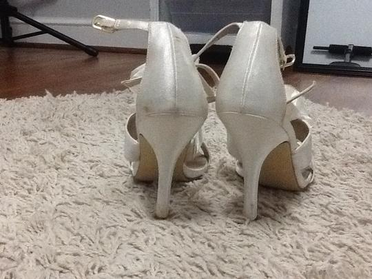 Bridal Heels Ivory Shoes Wedding Shoes