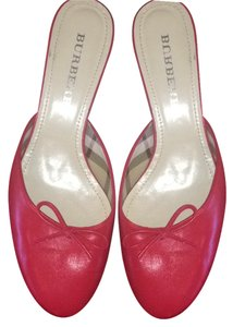 Burberry Racing red 034 Pumps