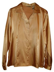 Kathie Lee Collection Top gold