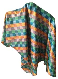 Other Large silk 44 in. square silk scarf