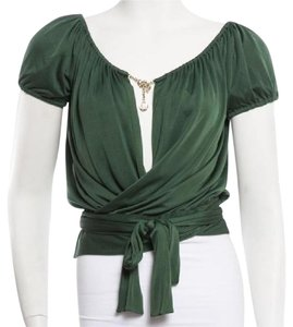 Gucci Top Hunter green