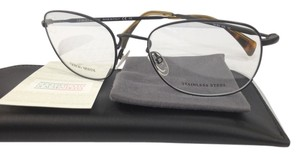 Giorgio Armani NEW GIORGIO ARMANI GA 864 COLOR PDE BLACK METAL EYEGLASSES AUTHENTIC