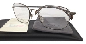 Giorgio Armani NEW GIORGIO ARMANI GA 864 COLOR VZH BROWN METAL EYEGLASSES AUTHENTIC