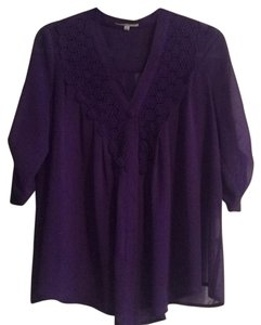 Gianni Bini Top Purple