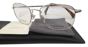 Giorgio Armani NEW GIORGIO ARMANI GA 864 COLOR 3YG LIGHT GOLD METAL EYEGLASSES AUTHENTIC