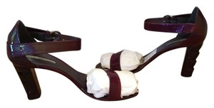 Via Spiga Wine Sandals
