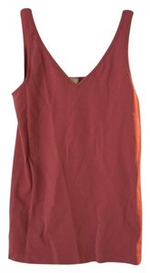 Anthropologie Top Pinkish red