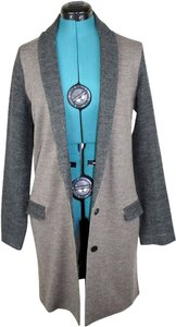 Theonne Color Block Relaxed Fit Cardigan