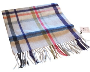 Coach 84063 Coach Cashmere tattersall scarf