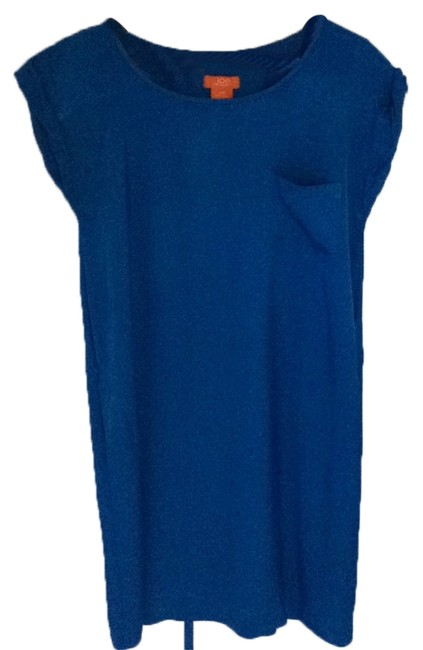 Preload https://img-static.tradesy.com/item/8823856/joe-fresh-bright-blue-knee-length-night-out-dress-size-4-s-0-1-650-650.jpg