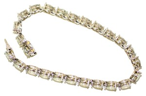 Brilliant Moissanite Diamond Tennis Bracelet