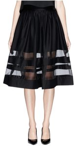 Alice + Olivia Skirt Black