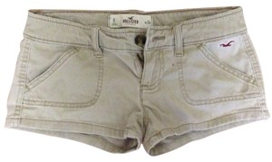 Hollister Mini/Short Shorts beige