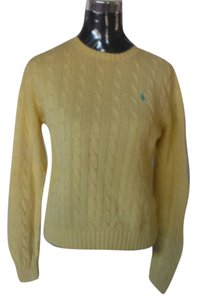 Ralph Lauren Cable Pull Over Classic Sweater