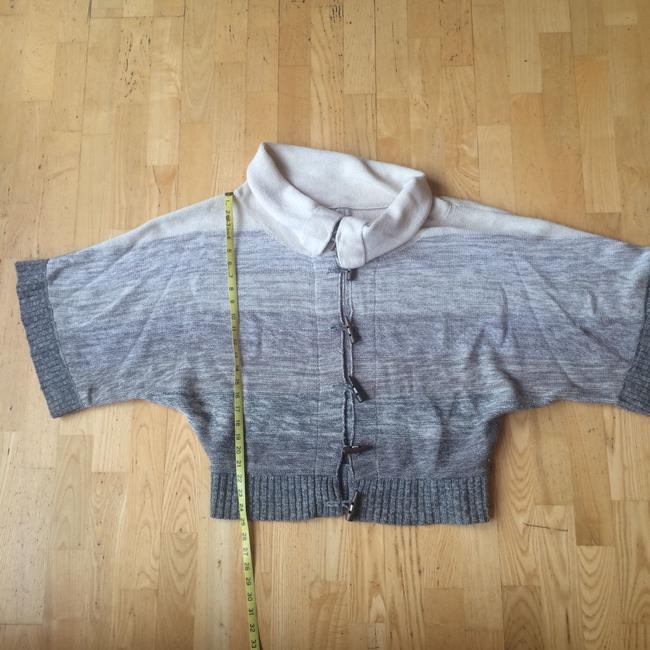 Joie Cashmere Wool Blend Poncho Sweater Image 5