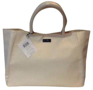 Jimmy Choo Tote in Ivory