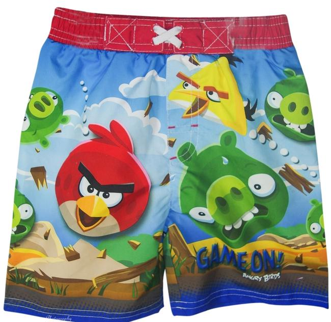 Angry Birds Angry Birds Suffer Shorts for Boys 18 Months old (CHILDREN)