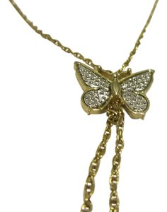 "Avon VINTAGE ""AVON"" BUTTERFLY NECKLACE"