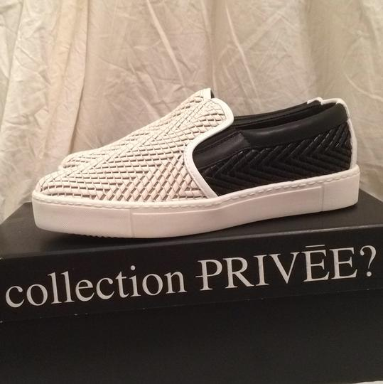 Collection Privee Black & White Athletic Image 7