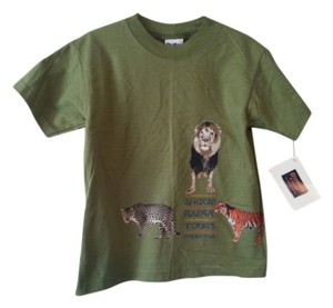 OshKosh B'gosh T Shirt Safari Green