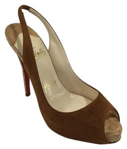 Christian Louboutin Tobacco Pumps