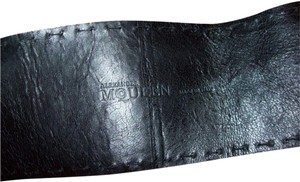 Alexander McQueen Alexander McQueen Leather Belt
