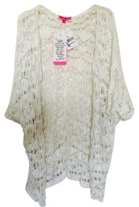 Betsey Johnson Never-worn Extra Buttons Cardigan