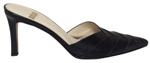 Made in Italy Mima Black Mules