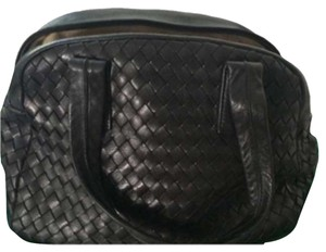 Bottega Veneta Satchel in Black