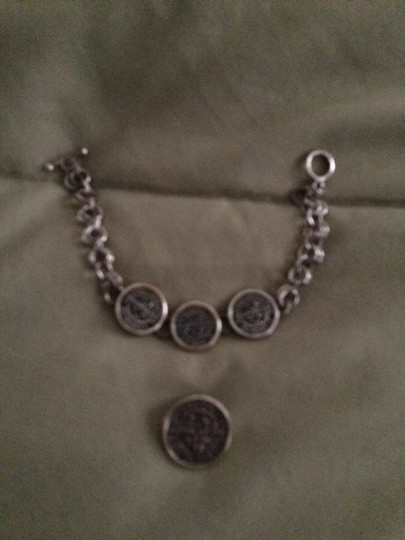Silver Designs new orleans water board design pendant and bracelet Image 1