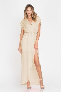 Rory Beca Nude Plaza Dress