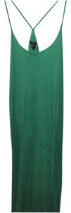 Green Maxi Dress by Theory