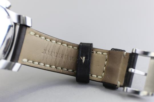 Burberry Burberry Men's The Britain Chronograph Watch BBY1101 Leather Strap Image 5