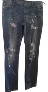 standards & practices Skinny Jeans-Distressed