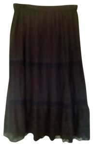 Claudia Richard Skirt Classic Black