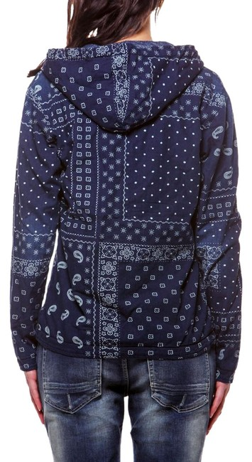Chip Foster Reversible Bandana Terry Sweatshirt Image 0