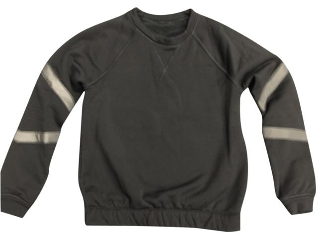 Item - Black/Silver Home Stretch Crew Sweatshirt/Hoodie Size 4 (S)
