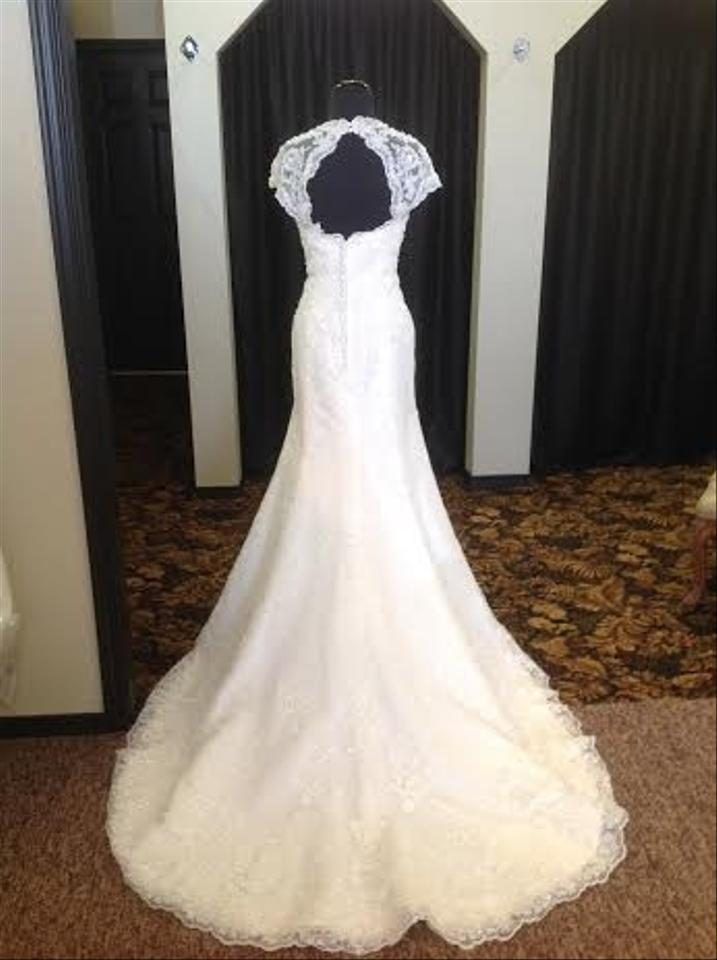 M lee wedding dresses : Mori lee wedding dress tradesy weddings