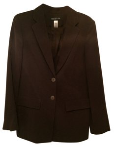 Jones New York Dark Brown Blazer