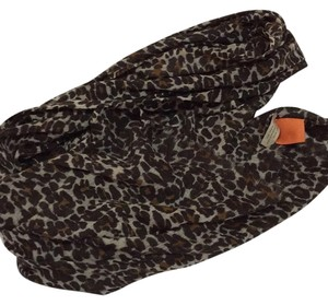 Tory Burch Brown Leopard