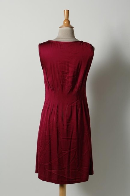 Theory short dress Tunic Top Red Size 6 on Tradesy Image 2
