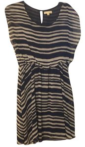 Lush short dress Navy ans white on Tradesy