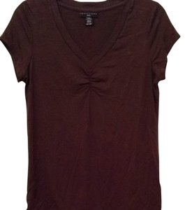 Apostrophe T Shirt Brown