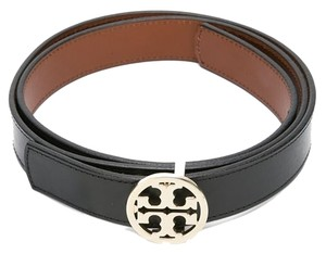 Tory Burch NEW - Reversible Logo Plaque Belt - Size Small