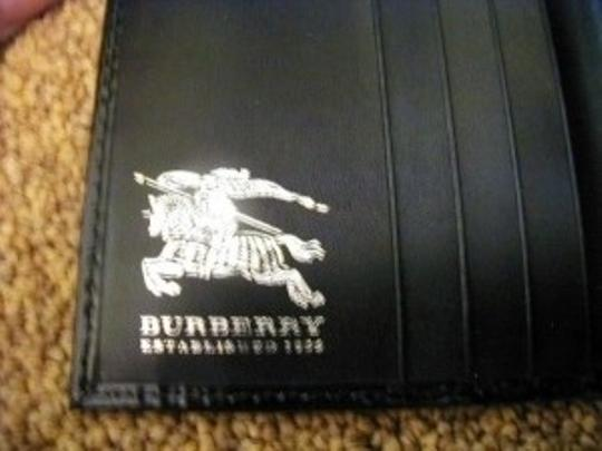 Burberry Burberry Clutch style with front and back openings