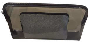 3.1 Phillip Lim Clear, Black And White. Clutch