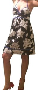 Byer California Floral Bow Dress