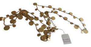Lia Sophia Lia Sophia matte gold Panorama Reflections Necklace
